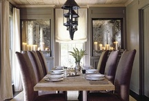 Dining Room / by Curating Lovely