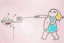 No me gusta cocinar... / ...pero algo hay que comer. / by Úrsula Ríos