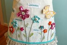 Aprons / by Di Venter