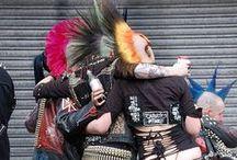 punk / by joyce pettiford