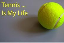 Tennis / I love to play tennis / by Putt Putt