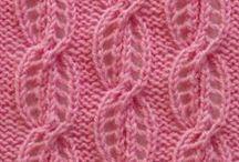 ideat neuleet - knitting ideas / by Saima
