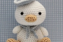 amigurumi & soft toy: animal / by popo pon