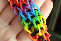 Rainbow Loom / by Amy Dunn