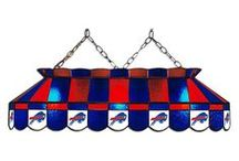 Bills decorating ideas / Want to decorate your man cave, son's room, or your living room? Look no futher. / by Buffalo Rumblings