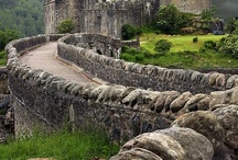 Castles & Awesome Places / by Susan Mitchell