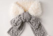 Scarves & Other Crochet\Knit / by Deb Fordyce