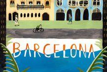 Barcelona / Ville de Barcelone - Espagne. / by Isabelle Carrasco Vattaire