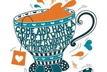 More tea, if you please... / by Barbara Orlov