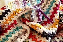Crochet accessories  / Catch all / by Sue Horridge