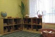 3rd Teacher Reggio Inspired / Aspiring to create a calming space that features child-centeredness, visual order, and the use of natural elements.  / by D Tomlinson