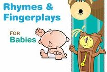 Reading Ready - Babies / It's never too early to get your baby ready to read. By reading with your baby, you foster a love of books and reading right from the start.  / by Miami-Dade Public Library System
