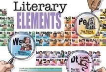 Literary Elements - 2014 Adult Summer Reading Program / by Miami-Dade Public Library System
