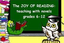 Joy of Reading! / The love of books... / by Skool Aid Products