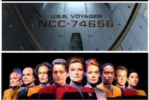 Geekette  / Mostly Star Trek (Voyager in particular) and Doctor Who, with smatterings of other things. / by Andi Kay