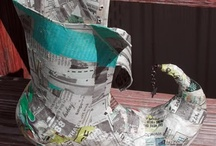 Paper Mache / by Beverly Steward