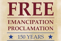 Forever Free: Emancipation Proclamation 150 / by Virginia Beach Public Library