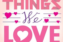 Things We Love / What staff love about the library! / by Virginia Beach Public Library