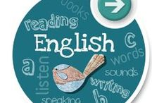 RESOURCES & IDEAS FOR ENGLISH TEACHERS / Free resources for ESL, EFL and ELL / by Aysin Alp
