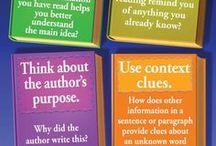 LITERACY / Literacy Resources / by Aysin Alp