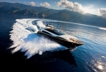 Yachts and Planes / by Geena