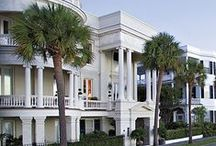 """Doing the Charleston / Check out insider tips on exploring what was named #1 City in the US and in the World by Conde Nast Traveler's Readers' Choice Awards!  Pinning everything Charleston, SC including essential activities and """"must see's"""" while visiting the city. / by Wild Dunes Resort"""
