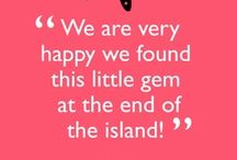 Reviews from You! / by Wild Dunes Resort
