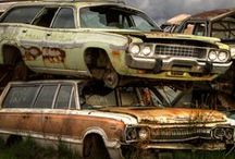 Station Wagons / by Skyler Moore