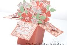 Cards & more / Card and other things to make with Stampin Up. / by Regina Bailey