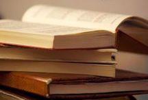 B O O K S  / Good Books.  Literature.  Worthy reads. / by Amanda Watkins