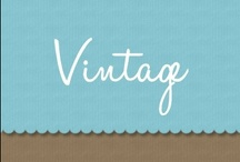 We Love Vintage Weddings! / Vintage wedding ideas and styles. Find all things vintage inspired here! It's very chic and 2012. / by Bride & Groom Direct