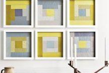 Block it in / by Art Gallery Fabrics