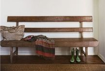 Entry | Mudroom / Front & back entry.   / by Amanda Watkins