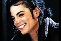 Michael Jackson / by Kirsty Ant