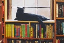 books, reading and libraries! / by Pat Hubbard