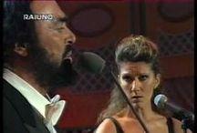 Pavarotti - Bocelli / by Rosi Bell