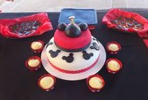 IDEAS CANDY BAR MICKEY / by Silvia Carosella
