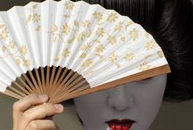"""Geisha / """"Sayuri Narration: A story like mine should never be told. For my world is as forbidden as it is fragile. Without its mysteries it cannot survive. I certainly wasn't born to the life of a geisha. Like so much in my strange life, I was carried there by the current. / by Gina Barter"""