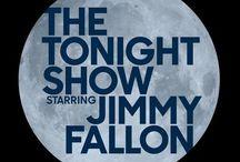 Tonight & Late Night with Jimmy Fallon & SNL years / by Vanessa Keller