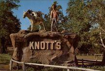 Long ago Knott's Berry Farm / by Margie Hantsbarger
