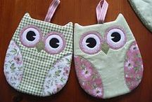 owls / by mary pearce
