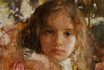 Art: Contemporary Like Portraits/ Figures /   / by Olga De Sanctis