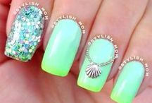 Cool nails / by Rebecca C.