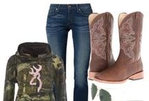 my country style / by Stephanie Johnson