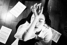 In Black & White  / by Kathleen Good