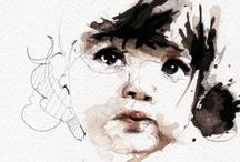 Illustrations and Artwork I Love / by Audrey Hardenburg