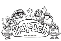 Coloring Board / by Play-Doh