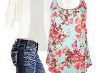 Stuff I'd wear / by Heather Benoit