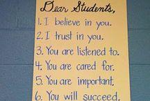 Can't wait to be a teacher! / by Brooke Dekker