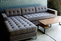 Modern Sectionals & Sofas / by Erica Glasier